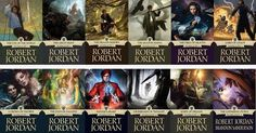 The Wheel Of Time by Robert Jordan | The 51 Best Fantasy Series Ever Written
