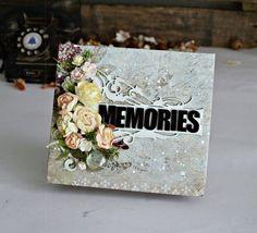 Mini album with SOD 'Serenade' kit