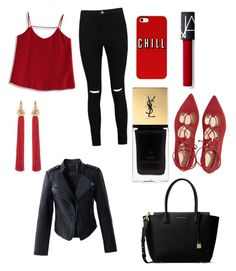 """Romantik pur"" by hannahsophie-12 on Polyvore featuring Mode, Chicwish, Boohoo, MICHAEL Michael Kors und Yves Saint Laurent Boohoo, Yves Saint Laurent, Michael Kors, Shoe Bag, Polyvore, Stuff To Buy, Shopping, Collection, Design"