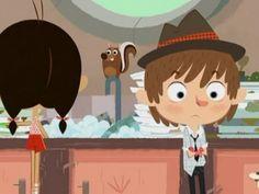 Floopaloo xilam illustration in cartoon cartoon kids