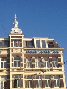 #Amsterdam - Place du Dam