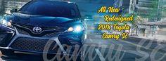 New 2018 Toyota Camry #aquagraphics #northbakersfieldtoyota
