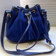 $27.05 (Buy here: https://alitems.com/g/1e8d114494ebda23ff8b16525dc3e8/?i=5&ulp=https%3A%2F%2Fwww.aliexpress.com%2Fitem%2FFashion-Women-Bags-Drawstring-Bucket-Brand-Handbags-Nubuck-Tassel-Leather-Hand-bag-Lady-Messenger-Shoulder-Bag%2F32572479713.html ) Fashion Women Bags Drawstring Bucket Brand Handbags Nubuck Tassel Leather Hand bag Lady Messenger Shoulder Bag with Purse Clutch for just $27.05