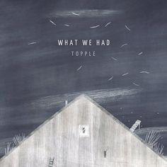 cover for music band Topple (Ukraine) listen the music: toppleband.com.ua illustration by nastia sleptsova