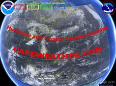 Hurricane and tropical cyclone tracking from Capeweather.com. Stay up to date with information in the tropics during hurricane season.