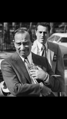 Carmine Persico longtime Colombo boss who recently died Colombo Crime Family, Gangsters, Old West, Mafia, Old School, Boss, American, Style, Swag