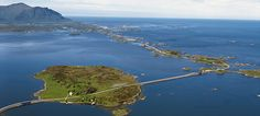 The Atlantic Road / Norway