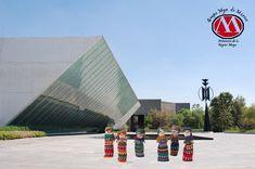 El Museo Universitario Arte Contemporáneo (MUAC) de la UNAM es el primer museo público creado ex profeso (arquitectura, gestión, museología e interpretación) para el arte contemporáneo en México. Se ubica en el Centro Cultural Universitario, dentro de Ciudad Universitaria.  Alberga y exhibe la colección de arte contemporáneo de la UNAM, que consta de obras de arte creadas a partir de 1952 en adelante y que son trascendentes y representativas en el desarrollo del arte contemporáneo en México.