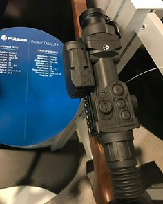 Pulsar 60mm Thermal Weapon sight with laser Range finder   #shotshow2017 #shot_show #shotshow #shotshow #shot_Show_2017 #thepewpewlife #blackgunsmatter #evilblackrifle #guns #weapon #weapons #weaponsdaily #rifles #suppressor #makeamericagreatagain #weaponsfanatics #texasguntrust #texasnfatrust #guntrust #nfatrust @colionnoir I'm #steelwaiting @oso.grand