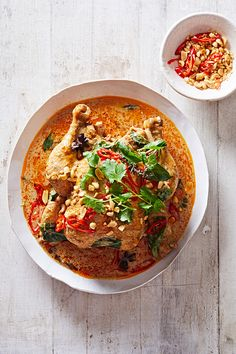 Reinvent the classic roast chicken with this spicy and fragrant dish