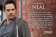 I took Zimbio's 'Once Upon a Time' quiz and I'm Neal ! Who are you? #ZimbioQuiznull - Quiz