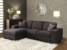 Shop Furniture Brands Now! VIG Furniture HomeleganceCoaster Furniture Poundex Imax and more! Up to Off Saving's Free Nationwide Shipping Everyday! - March 16 2019 at Living Room Decor Brown Couch, Living Room Carpet, Interior Design Living Room, Living Room Designs, Living Rooms, Sofa Design, Coaster Furniture, Home Furniture, Furniture Chairs