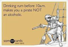Lol!! Got a little Captain in me!