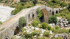 Mesi's Bridge by Fioralba Duma, via 500px