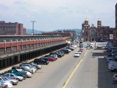 The Strip District, Pittsburgh, Pennsylvania.