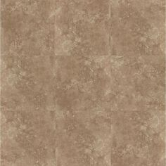 Roma Noce Brown Porcelain 20-inch Square Tiles (Case of 6) (Noce), Size 20 x 20