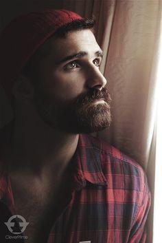 I am a huge fan of facial hair, especially full beards | Christopher Camplin