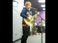 "Ed Sheeran singing Britney Spears' ""Baby One More Time"". this is amazing."