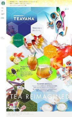 Starbucks, Website, Digital, Design
