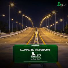 Say NO to flickering street lights with lack of intensity and high maintenance. Switch to IB LED and transform your outdoors @Zero Cost*. For more information visit us at http://www.indiabullsled.com/products/list/outdoor-lighting/7