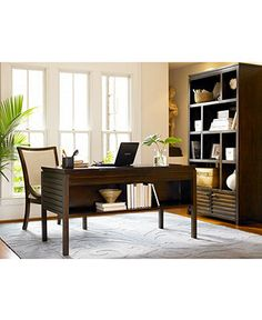 Lansing Home Office Furniture Collection - Home Office Furniture - furniture - Macy's