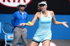 Maria Sharapova, 3R, 18 January 2014. - Ben Solomon/Tennis Australia