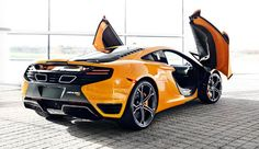 McLaren MP4-12C High Sport. Only 5 being made!