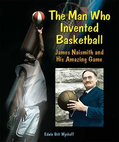 Edwin Brit Wyckoff illustrates James Naismith's difficult childhood in Ontario, Canada in the mid- to late 19th century, and connects his past difficulties with making positive contributions to others. The author shows how the inventor evolved as a person and how the game that he invented evolved as a sport.