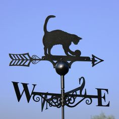 Found it at Wayfair.co.uk - Cat and Ball Weathervane