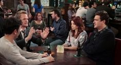 How I Met Your Mother, One of the best TV Shows I ever watched. On CBS