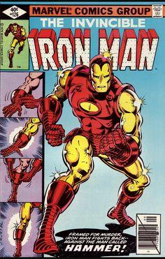 The Invincible Iron Man...........