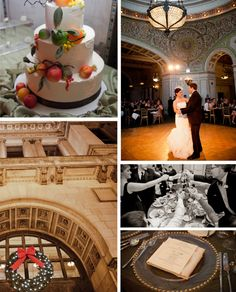 Chicago Cultural Center Wedding, www.imaginativestudios.com, © Gina DeConti/Imaginative Studios, Inc.