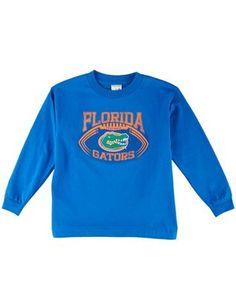 Florida Gators Little Boys Oval Season T-Shirt