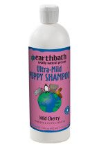 Earthbath Puppy Shampoo is gentle, tear-less and has a great smell
