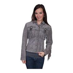 Women's Scully Boar Suede Jacket L152 Boar Suede (US Women's (Wms Size 2-4))
