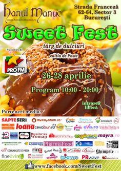 Festivalul Sweet Fest Snack Recipes, Snacks, Salsa, Chips, Beef, Lifestyle, Mai, Food, Sweet Treats