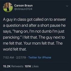 Need a laugh? These funny images will make you LoL. Stupid Funny Memes, Funny Relatable Memes, Funny Posts, The Funny, Funny Quotes, Funny Stuff, Funny Twitter Posts, Random Stuff, Funny Gifs
