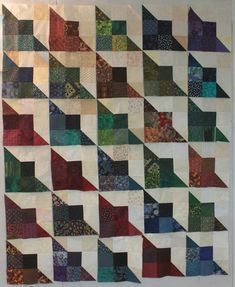 I was able to finish all 30 blocks for the California Thomas fire quilts for Carole . Although I downloaded the pattern block, there is...