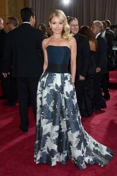 Oscar Fashion - Kelly Ripa