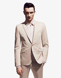 Nedvin suit & Gables shirt