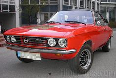 Oldtimer Opel Manta A zum Mieten Good Old, Old Cars, Cars And Motorcycles, Vintage Cars, Dream Cars, Classic Cars, Bike, Nice Cars, Vehicles