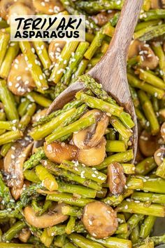 Million Dollar Chicken Casserole - Plain Chicken Asparagus And Mushrooms, Asparagus Recipe, Fresh Asparagus, Stuffed Mushrooms, Chicken Asparagus, Vegetable Side Dishes, Side Dishes Easy, Side Dish Recipes, Easy Chicken Recipes