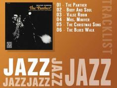 ▶ Dexter Gordon - The Panther! [FULL ALBUM] [JAZZ] - YouTube