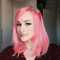 "1,883 curtidas, 51 comentários - @kojimac_ no Instagram: ""Sakura Haruno ❁"" Sakura Haruno, Dreads Styles, Hair Styles, Different Hair Colors, Hair Looks, Awesome Stuff, Dyed Hair, Curls, Naruto"
