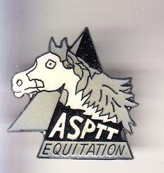RARE PINS PIN'S .. SPORT CHEVAL HORSE EQUITATION  PTT ASPTT LA POSTE TEAM ~B7   eBay!