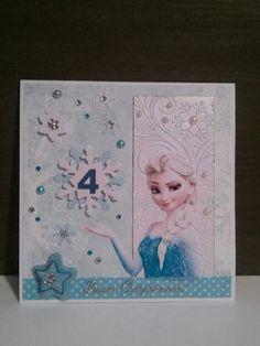 Frozen per compleanno Margherita 2015