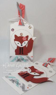 I love you Foxy tags                                                       …