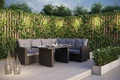 Loungegrupp James Svart/Aintwood   Chilli.se Lounge, Outdoor Furniture Sets, Outdoor Decor, Home Decor, Airport Lounge, Drawing Rooms, Decoration Home, Room Decor, Lounges