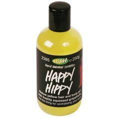 Happy hippy- my favorite body wash!