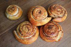 Cinnamon Rolls, Muffin, Bread, Cookies, Breakfast, Sweet, Desserts, Blog, Diy